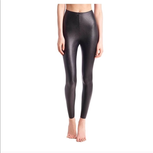 9964008f821fb Commando Pants | Faux Leather Leggings Large | Poshmark